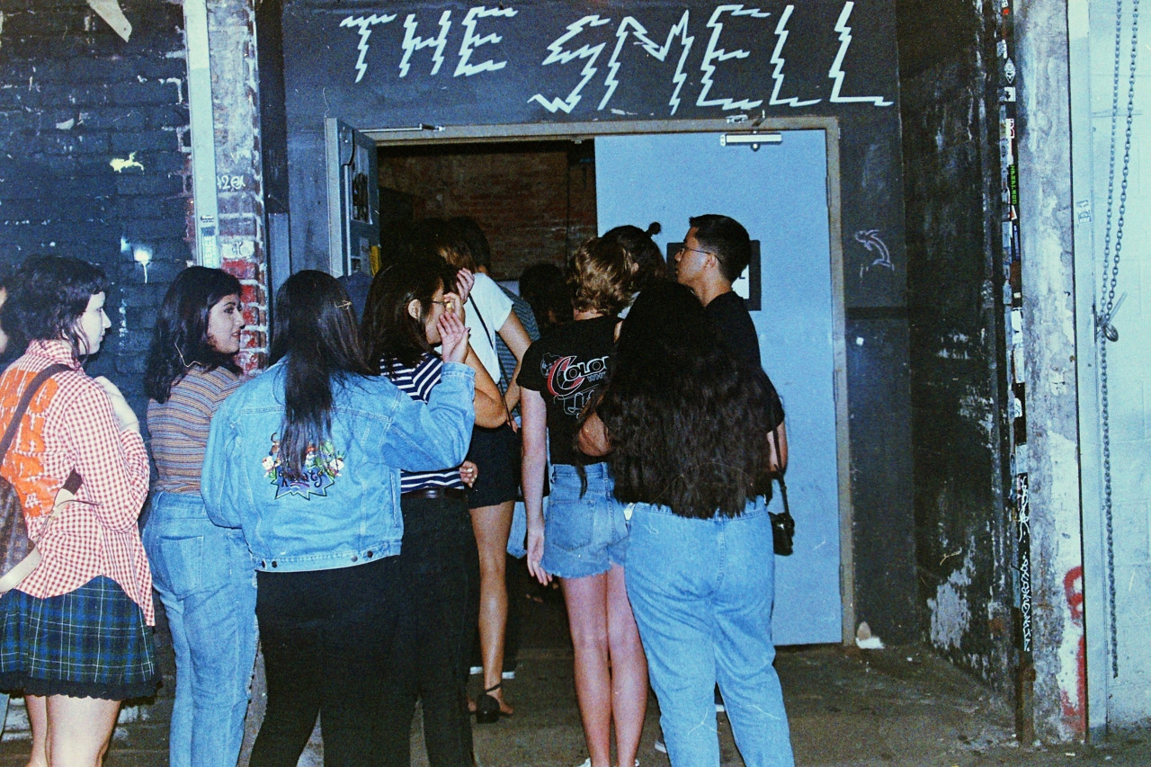 The Smell July 2015